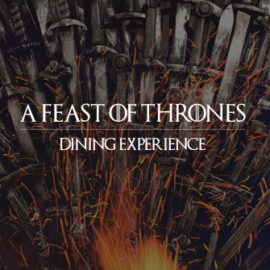 Feast of Thrones Featured image