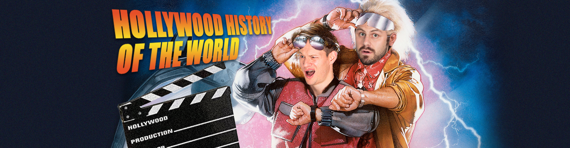 Hollywood History of the World header image